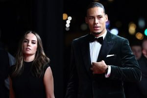 'Was he a candidate to win?', Virgil van Dijk jokes about absence of Cristiano Ronaldo