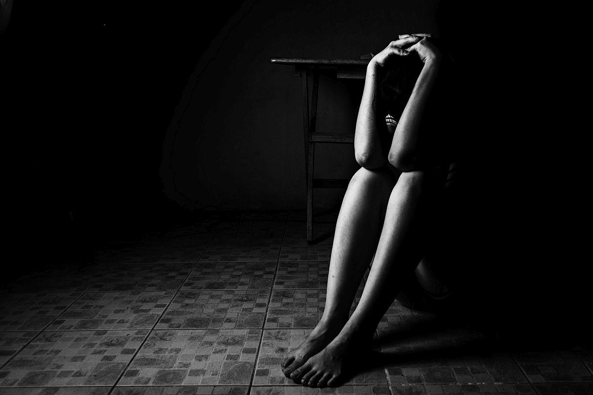Tribal girl raped
