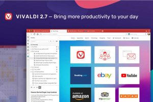 Vivaldi browser impersonates Chrome to avoid being blocked