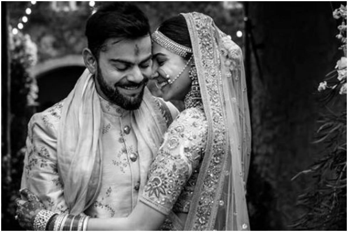Virat Kohli, Happy Wedding Anniversary, Anushka Sharma