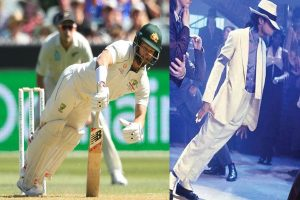 WOW! Matthew Wade does iconic Michael Jackson move in Boxing Day Test vs New Zealand