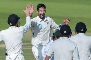 Struggling New Zealand call up Sydney specialist Will Somerville for third Test vs Australia
