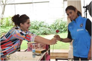 Happy Birthday Captain: Taapsee Pannu to essay cricketer Mithali Raj in her biopic, pens heartfelt note on her birthday