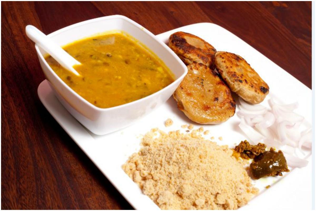 How to make 3-in-1 treat: Dal-Baati-Churma