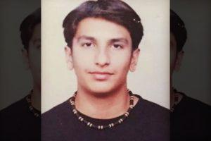 Ranveer Singh posts throwback pic from his teenage; Kapil Dev comments