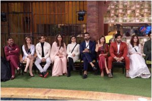 Bigg Boss 13, Day 62, Dec 1: Pati Patni Aur Woh star cast grace show; no evictions this week