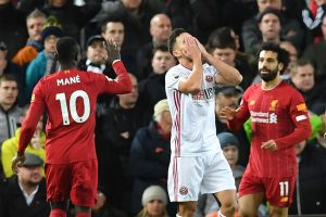 Premier League: Salah, Mane score as Liverpool outplay Sheffield United 2-0