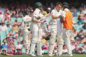 'Australia playing really well as a team,' says Marnus Labuschagne
