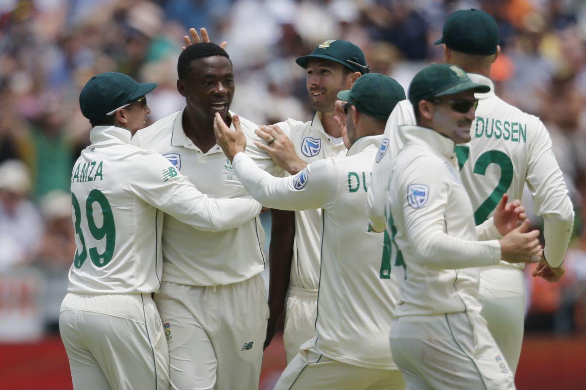 Kagiso Rabada, South African cricket team, England tour of South Africa 2019-20