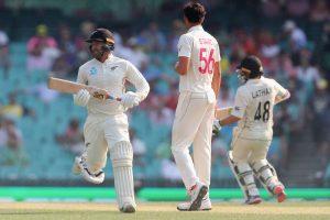 AUS vs NZ, Sydney Test: New Zealand trail by 391 runs at Stumps on Day 2