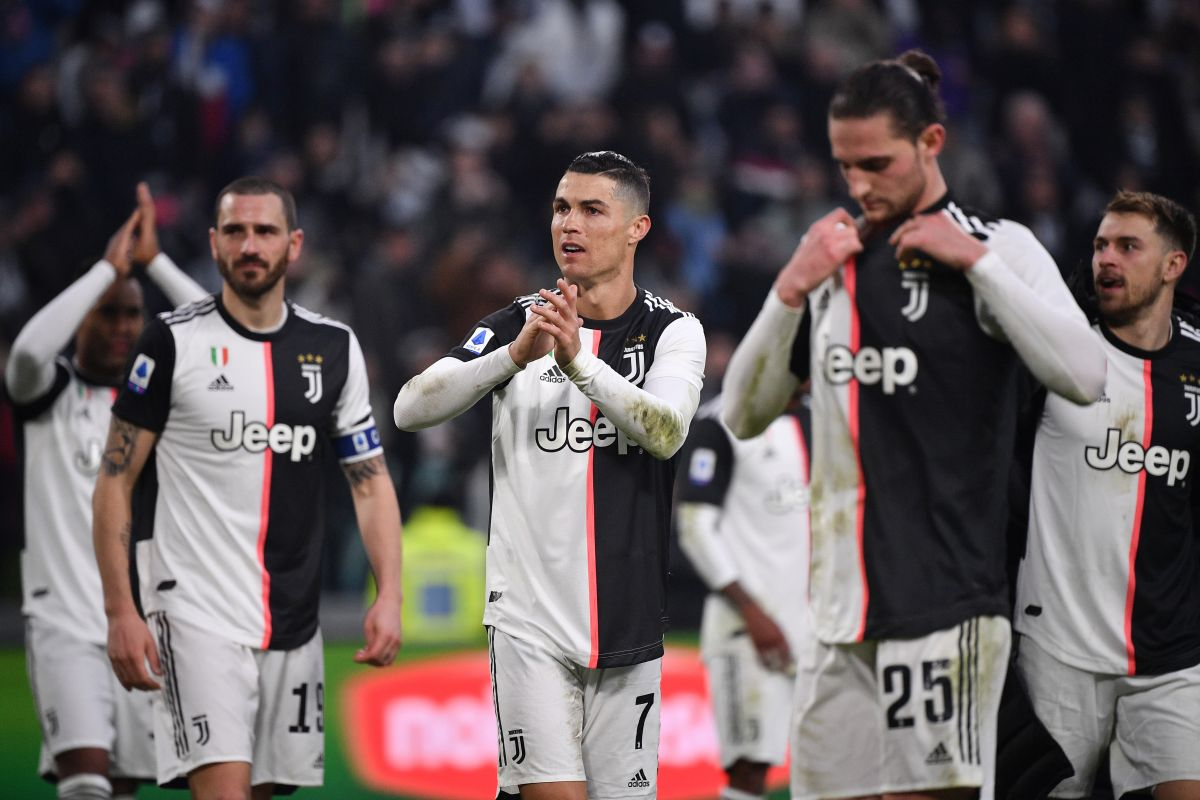 Cristiano Ronaldo Starts 2020 With Maiden Serie A Hat Trick For