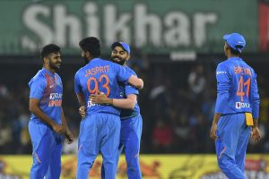 India ease past Sri Lanka by 7 wickets in 2nd T20I