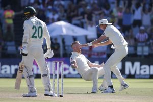 Cape Town Test: Ben Stokes shines in England's win over South Africa