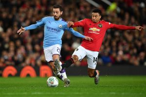 'We missed few chances in first half,' says Bernardo Silva post 3-1 win over Manchester United