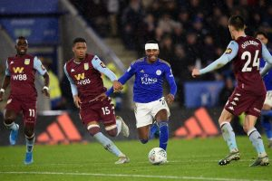 League Cup: Aston Villa hold Leicester City to 1-1 draw in 1st leg semifinal