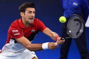 ATP Cup: Novak Djokovic beats Daniil Medvedev to take Serbia into final