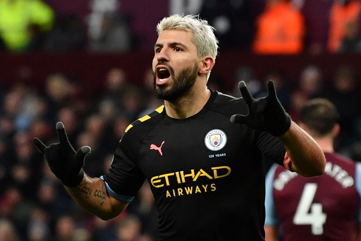 Sergio Aguero, Premier League, Manchester City,