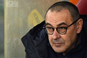 'Happy to score three points on a very difficult field,' Maurizio Sarri post Juventus' 2-1 win in Roma