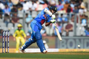 IND vs AUS, 1st ODI: India 45 for 1 in 1st powerplay