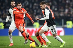 Coppa Italia: Ronaldo-less Juventus thrash Udinese 4-0 in pre-quarters