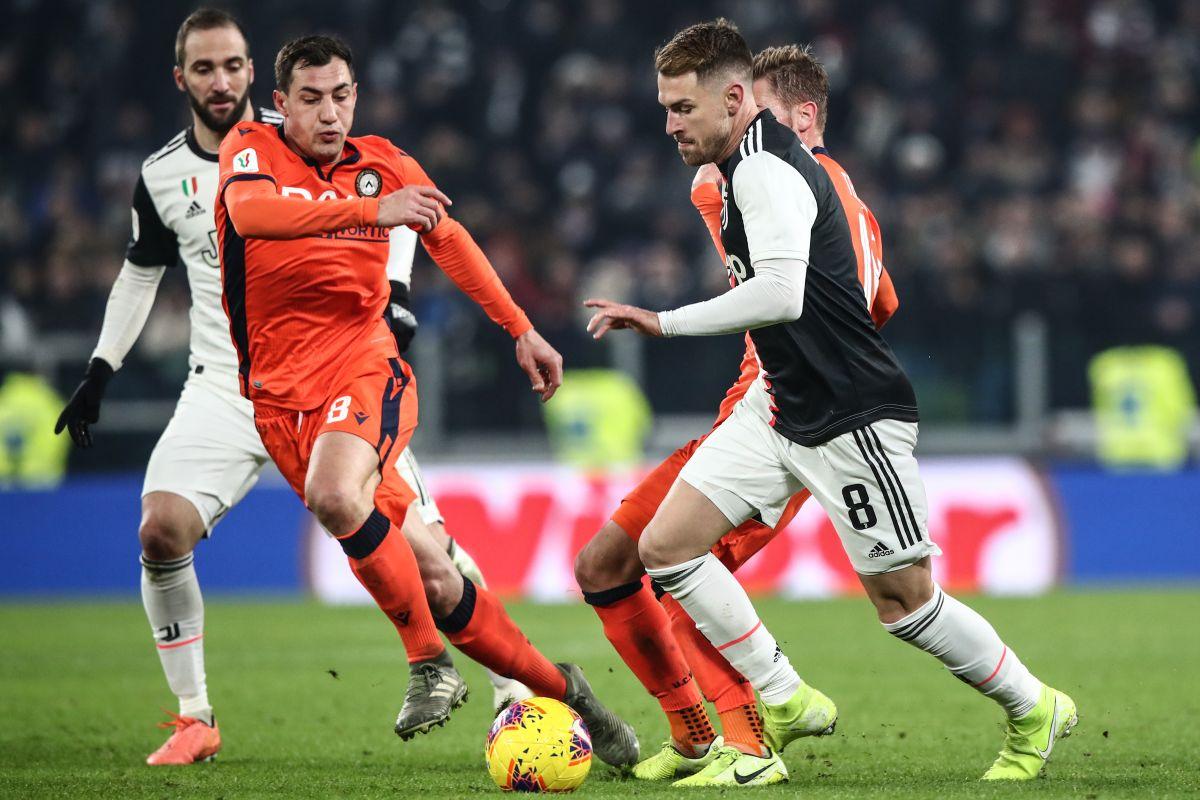 Coppa Italia, Juventus, Udinese, Ronaldo,