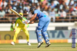 IND vs AUS, 2nd ODI: India lose Rohit Sharma, 120/1 after 20 overs