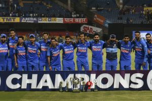 India register 7-wicket win over Australia in 3rd ODI, seal series 2-1