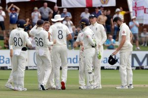 England becomes 1st team to score half-a-million Test runs