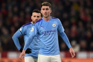 We missed him a lot: Pep Guardiola on Aymeric Laporte's return