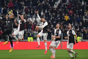 Juventus ease past Roma 3-1 to enter Coppa Italia semis