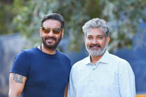 Ajay Devgn begins shooting for Rajamouli's 'RRR'