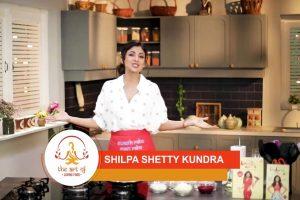 Shilpa Shetty's first recipe in 2020: Beetroot Chilla!