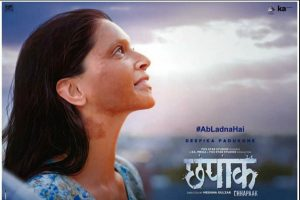 Chhapaak Review: Deepika Padukone, Meghna Gulzar put out a humane tale of love, loss and identity
