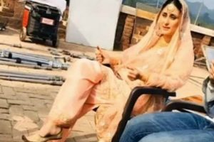 Kareena Kapoor Khan's new look from Aamir Khan starrer 'Laal Singh Chaddha' leaked