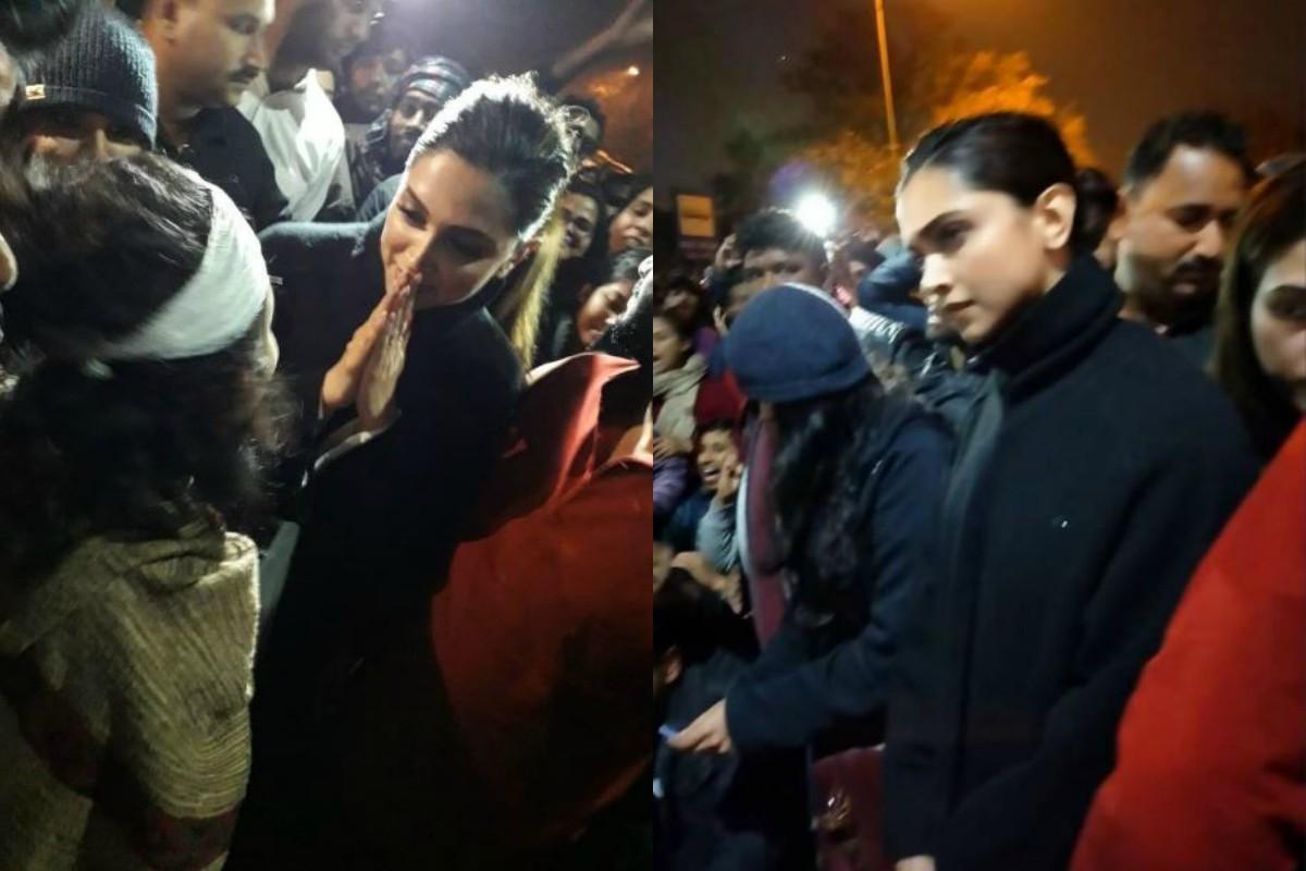 Deepika Padukone JNU, Deepika Padukone, JNU, Chhapaak, Delhi, Twitter war, #BoycottChhapaak, JNUSU, Aishe Ghosh