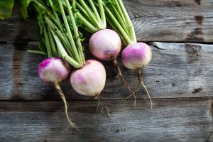 Eating turnip is a healthy bet!