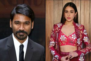 Sara Ali Khan, Dhanush in Aanand L Rai's next film 'Atrangi Re'