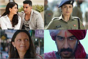 Box-office report from Good Newwz, Mardaani 2 to Chhapaak and Tanhaji