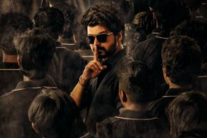 'Master' second poster featuring Vijay in intense look out!