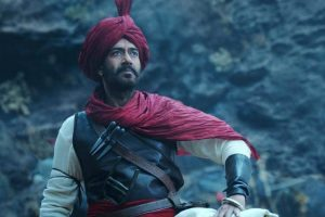 Ajay Devgn's 100th film Tanhaji collects Rs 100 crores at box office