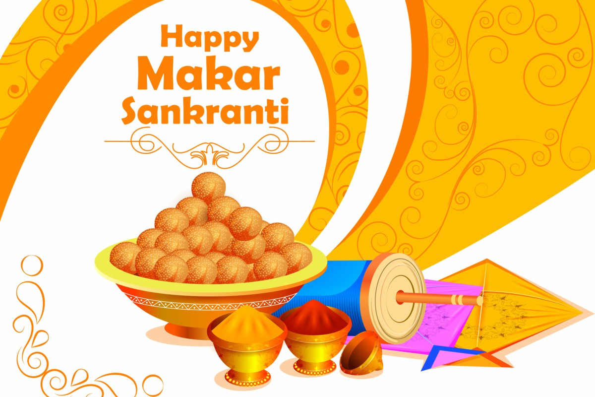 Donations done on Makar Sankranti day prove to be more fruitful than done on any other day of the year