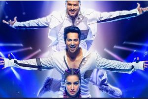 Street Dancer 3D review: Varun Dhawan, Shraddha Kapoor starrer is a dance film only