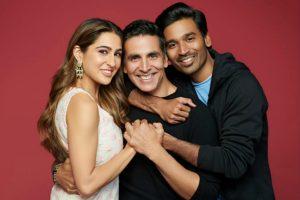 Sara Ali Khan cannot wait to start 'Atrangi Re' with Dhanush, Akshay Kumar