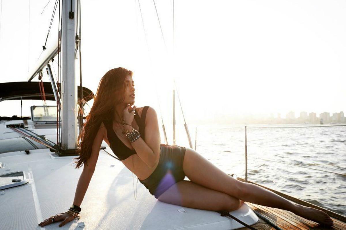 Ileana D'Cruz, vitamin sea, vacation, Pagalpanti, Ileana bikini pics, The Big Bull, Abhishek Bachchan