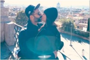 Happy New Year: Sonam Kapoor, Anand Ahuja kiss each other as they bid goodbye to 2019