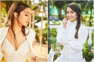 Shraddha Kapoor in perfect spring-summer outfit as winter bids adieu