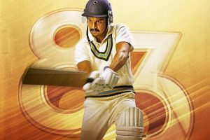 '83: Adinath Kothare as 'Colonel' Dilip Vengsarkar character poster out