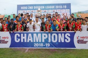 Eighteen teams to compete in 2nd Division League