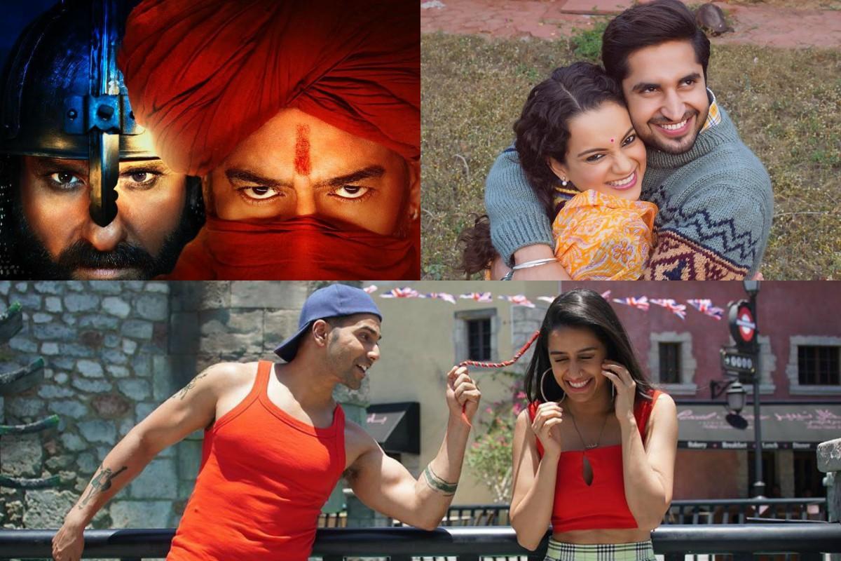 Street Dancer 3D, Panga, Tanhaji, Ajay Devgn, Kangana Ranaut, Varun Dhawan, Shraddha Kapoor, box office, Taran Adarsh, Tanhaji box office