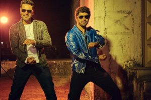 Varun Dhawan celebrates success of Street Dancer 3D new song 'Dua Karo' with Prabhu Deva